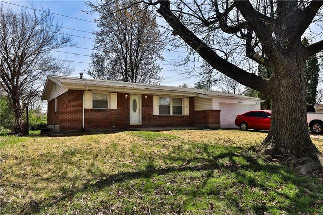 11514 Criterion Avenue, St Louis, MO 63138 (#20026869) :: Clarity Street Realty