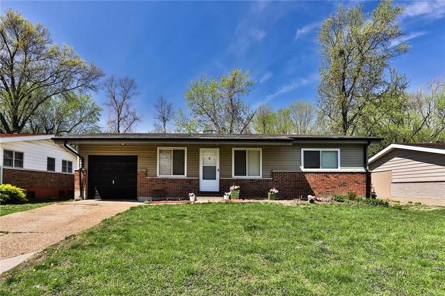 11621 Criterion Avenue, St Louis, MO 63138 (#20026876) :: St. Louis Finest Homes Realty Group