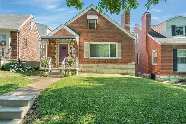 6457 Lansdowne Avenue, St Louis, MO 63109 (#20026901) :: Clarity Street Realty