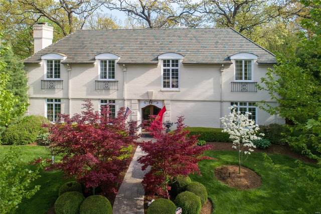 48 Woodcliffe Road, Ladue, MO 63124 (#20026903) :: The Becky O'Neill Power Home Selling Team