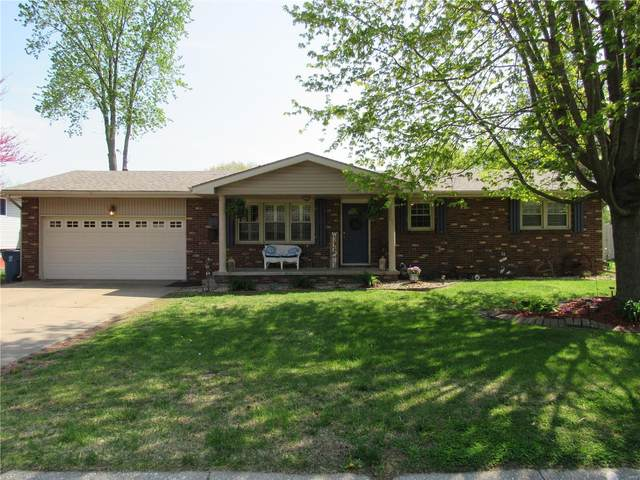 417 Texas Boulevard, Bethalto, IL 62010 (#20026908) :: St. Louis Finest Homes Realty Group