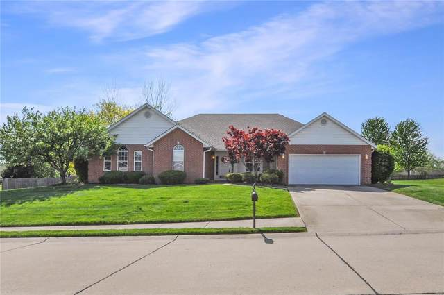 3225 Joel Drive, Swansea, IL 62226 (#20026947) :: Parson Realty Group