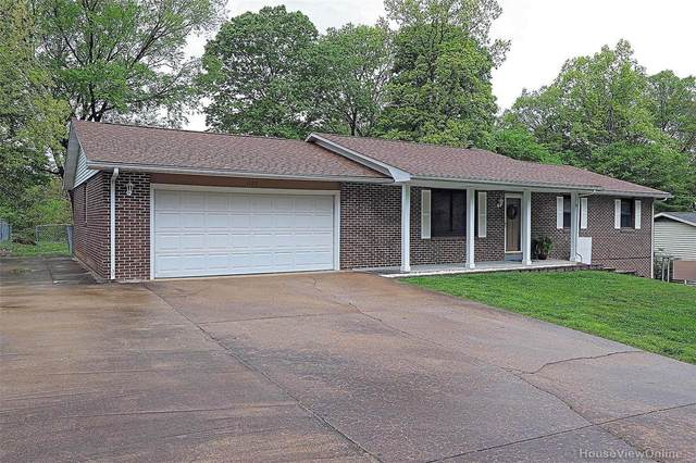 1209 Hilldale Circle, Cape Girardeau, MO 63701 (#20027071) :: Clarity Street Realty
