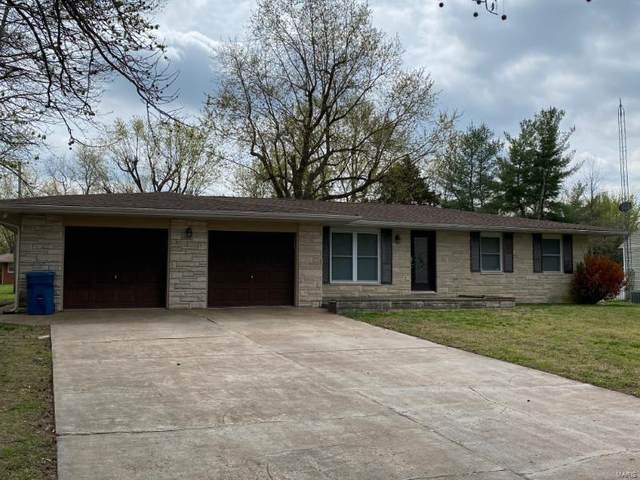 52 Cresent, MURPHYSBORO, IL 62966 (#20027122) :: The Becky O'Neill Power Home Selling Team
