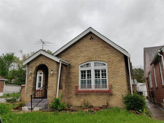 7141 W Florissant Avenue, St Louis, MO 63136 (#20027126) :: Clarity Street Realty