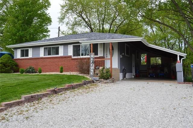 381 Maple Drive, Bethalto, IL 62010 (#20027145) :: Tarrant & Harman Real Estate and Auction Co.