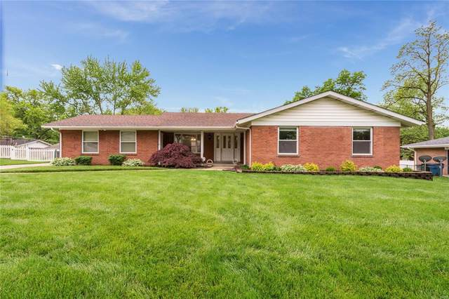5854 Oak Branch Drive, St Louis, MO 63128 (#20027148) :: The Becky O'Neill Power Home Selling Team