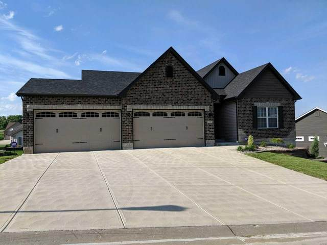 101 Brookhaven, Hillsboro, MO 63050 (#20027160) :: Kelly Hager Group | TdD Premier Real Estate