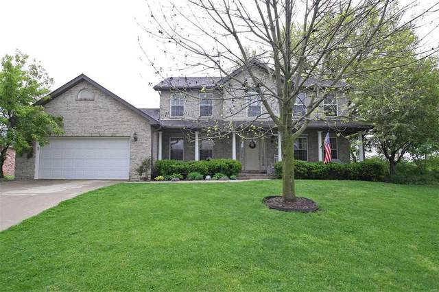 102 Foxbrush Drive, Belleville, IL 62221 (#20027170) :: Kelly Hager Group | TdD Premier Real Estate