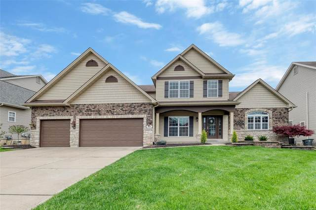 308 Magnolia Valley Drive, O'Fallon, MO 63366 (#20027216) :: Kelly Hager Group | TdD Premier Real Estate