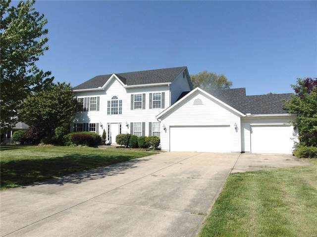 117 S Lindenwood Drive, Collinsville, IL 62234 (#20027243) :: The Becky O'Neill Power Home Selling Team