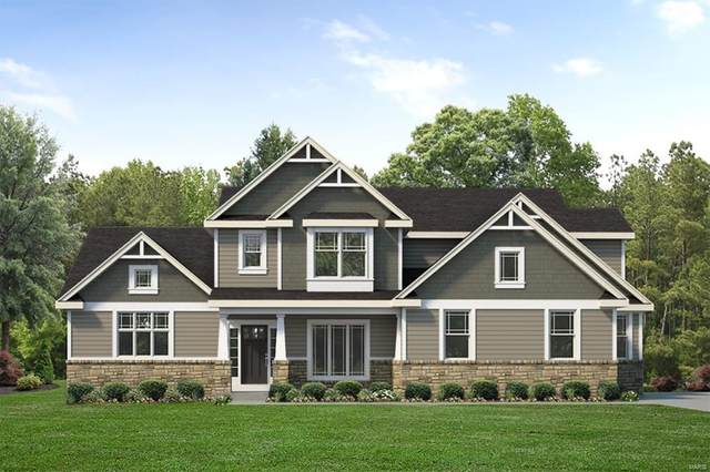 0 Lot #8 Bur Oaks, Chesterfield, MO 63005 (#20028387) :: The Becky O'Neill Power Home Selling Team