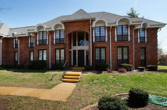 912 Claytonbrook Drive #2, Ballwin, MO 63011 (#20028407) :: Realty Executives, Fort Leonard Wood LLC