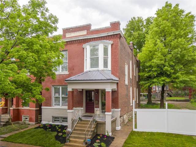 3221 Utah Street, St Louis, MO 63118 (#20028430) :: The Becky O'Neill Power Home Selling Team