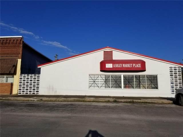 125 E Jackson, Ashley, IL 62808 (#20028438) :: Matt Smith Real Estate Group