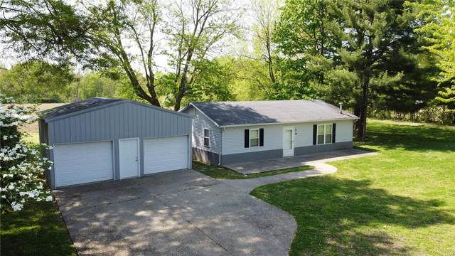 802 Mine Street, PERCY, IL 62997 (#20028446) :: The Becky O'Neill Power Home Selling Team