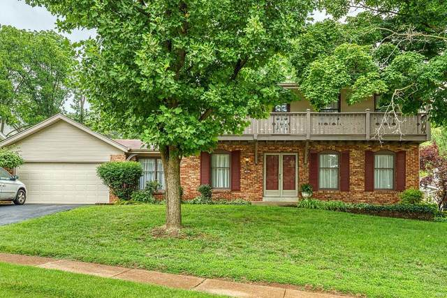 506 Lalor Drive, Manchester, MO 63011 (#20028459) :: Parson Realty Group