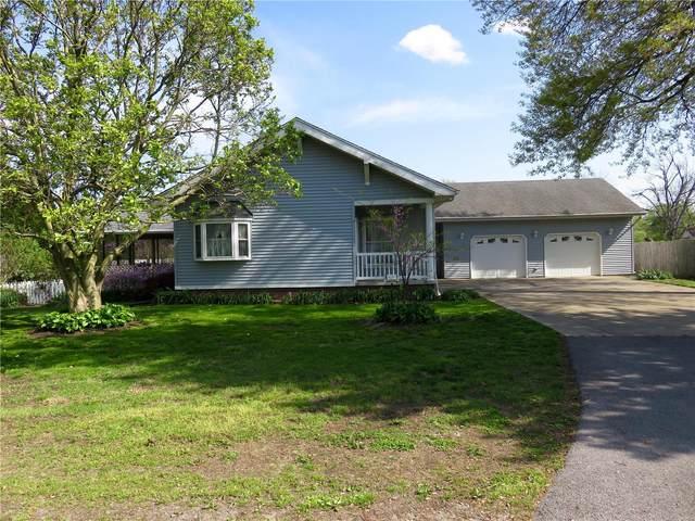 418 E Maple, GILLESPIE, IL 62033 (#20028474) :: Matt Smith Real Estate Group