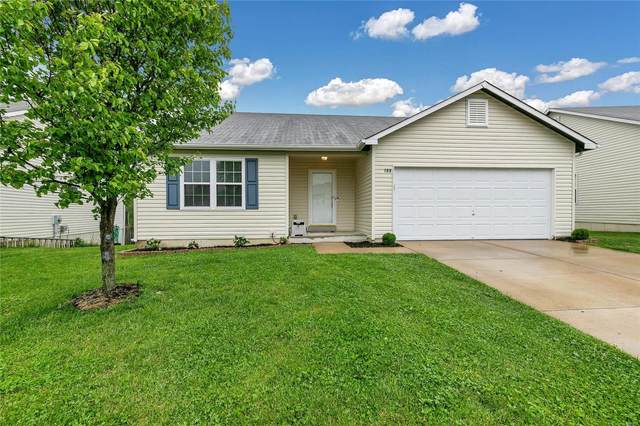 108 Tuscany, Wentzville, MO 63385 (#20028475) :: Kelly Hager Group | TdD Premier Real Estate