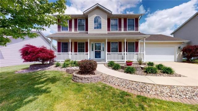 1468 Kingsley, Shiloh, IL 62269 (#20028511) :: Kelly Hager Group | TdD Premier Real Estate