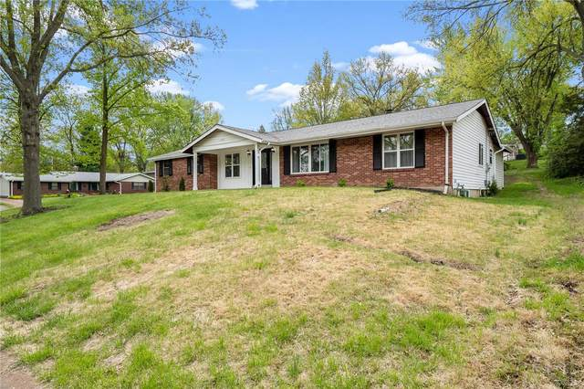 12306 Cape Cod Drive, Unincorporated, MO 63146 (#20028517) :: Clarity Street Realty