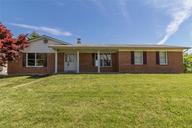 1218 Parkspur Lane, Fenton, MO 63026 (#20028524) :: St. Louis Finest Homes Realty Group