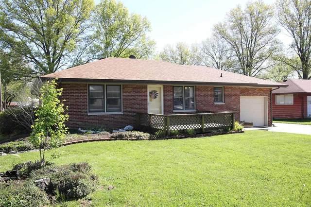 1516 W Delmar Avenue, Godfrey, IL 62035 (#20028546) :: St. Louis Finest Homes Realty Group