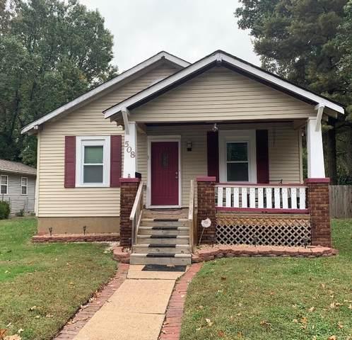 508 N Oak Street, O'Fallon, IL 62269 (#20028560) :: The Becky O'Neill Power Home Selling Team