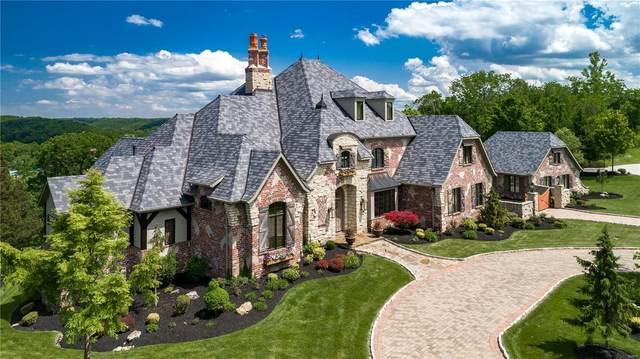 544 Quail Ridge Lane, Saint Albans, MO 63073 (#20028588) :: Mid Rivers Homes