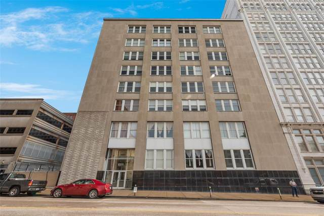 1511 Locust Street #410, St Louis, MO 63103 (#20028600) :: Parson Realty Group