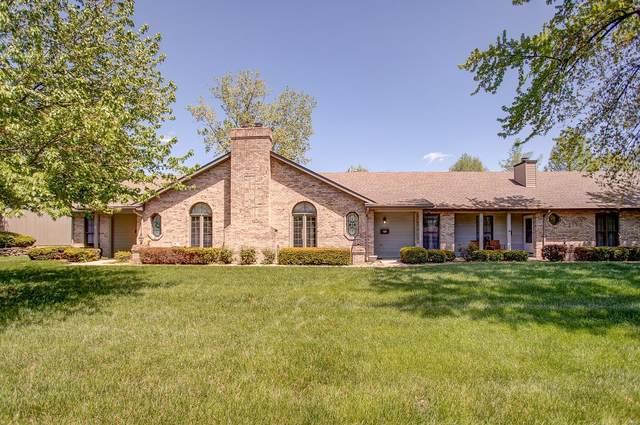 1736 West Boulevard #2, Belleville, IL 62221 (#20028604) :: Fusion Realty, LLC