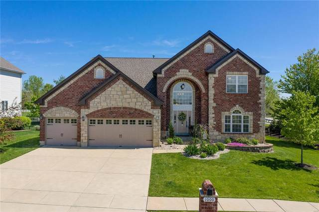 1000 Castleview Court, Saint Charles, MO 63304 (#20028615) :: Realty Executives, Fort Leonard Wood LLC