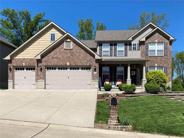 10812 Bailey School Rd, Festus, MO 63028 (#20028635) :: St. Louis Finest Homes Realty Group