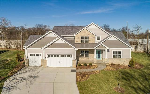 10111 Fieldcrest Lane, Ladue, MO 63124 (#20028692) :: PalmerHouse Properties LLC