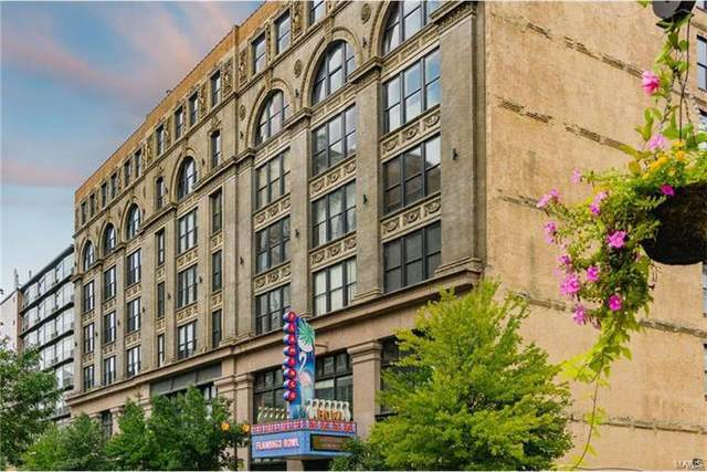 1123 Washington Avenue #415, St Louis, MO 63101 (#20028827) :: Hartmann Realtors Inc.