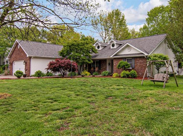 1805 N Dawn, MARION, IL 62959 (#20028871) :: The Becky O'Neill Power Home Selling Team