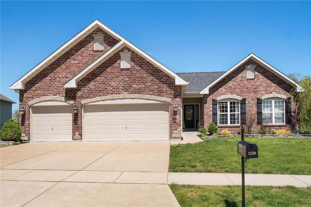 1539 Heritage Valley, Unincorporated, MO 63049 (#20028987) :: The Becky O'Neill Power Home Selling Team