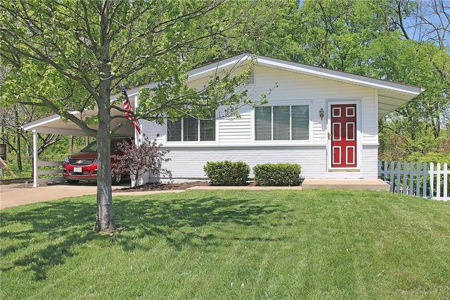 10615 Thayer Court, St Louis, MO 63123 (#20028994) :: The Becky O'Neill Power Home Selling Team
