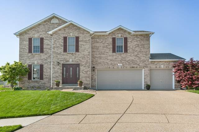 74 Lexie Court, Wentzville, MO 63385 (#20029018) :: Kelly Hager Group | TdD Premier Real Estate