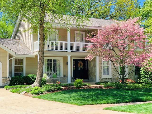15914 Woodlet Park Court, Chesterfield, MO 63017 (#20029055) :: St. Louis Finest Homes Realty Group
