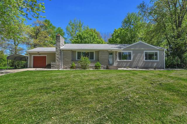 118 S Circle Drive, East Alton, IL 62024 (#20029112) :: St. Louis Finest Homes Realty Group