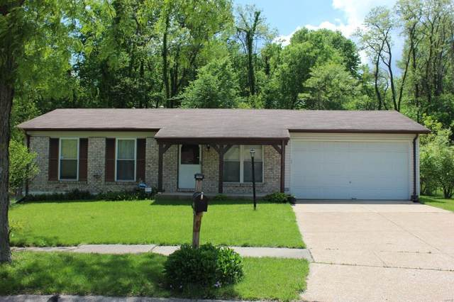 11641 Briarbrae Court, St Louis, MO 63138 (#20029141) :: Clarity Street Realty