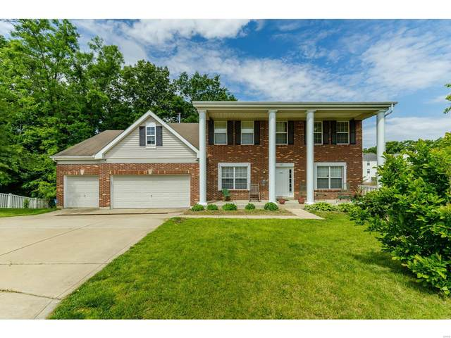 137 Autumn Fir Court, Lake St Louis, MO 63367 (#20029227) :: St. Louis Finest Homes Realty Group