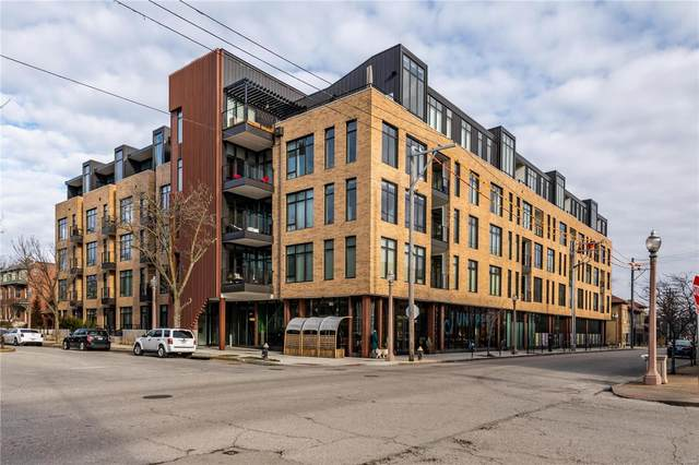 4101 Laclede Avenue #308, St Louis, MO 63108 (#20029317) :: Clarity Street Realty