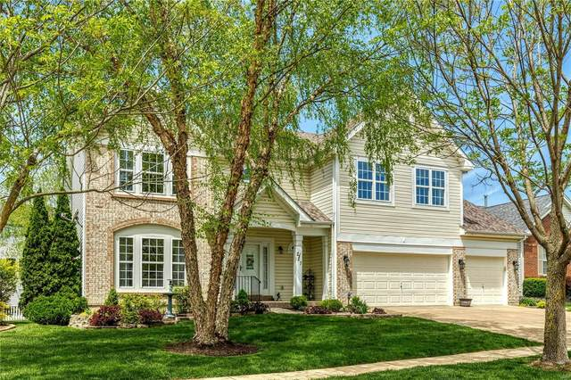 227 Chestnut Hill Drive, O'Fallon, MO 63368 (#20029327) :: Clarity Street Realty