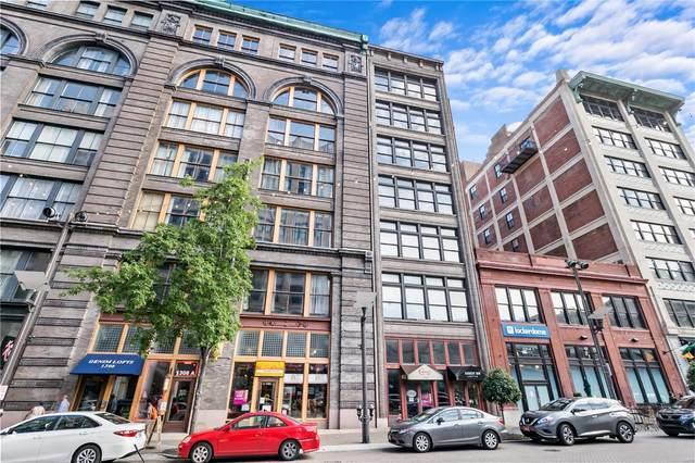 1312 Washington Avenue 2B, St Louis, MO 63103 (#20029333) :: The Becky O'Neill Power Home Selling Team