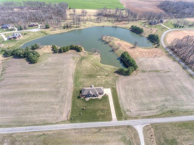 612 Rinderer Road, Highland, IL 62249 (#20029373) :: The Becky O'Neill Power Home Selling Team