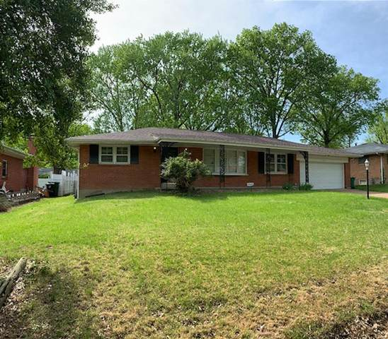 11517 Portsmouth Drive, St Louis, MO 63138 (#20029378) :: Clarity Street Realty
