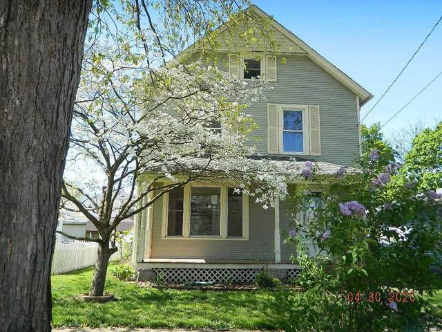 407 W Arch, Jerseyville, IL 62052 (#20029411) :: Tarrant & Harman Real Estate and Auction Co.