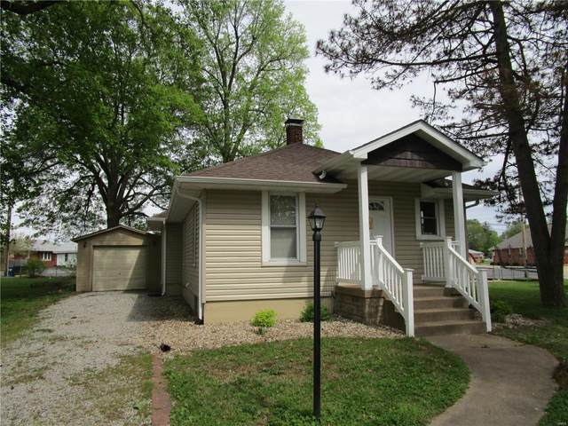 1400 Pleasant Drive, Collinsville, IL 62234 (#20029433) :: Parson Realty Group